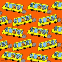pattern71schoolbuskes