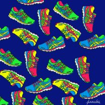 pattern72-runningshoes